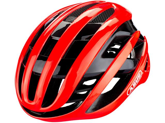 ABUS AirBreaker Helmet shrimp orange